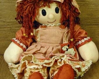 Rag Doll - Amber