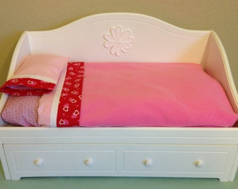 "American Girl or other 18"" Doll Bedding"