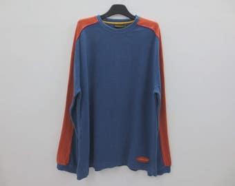 Timberland Shirt Vintage Timberland Pullover Men Size XL
