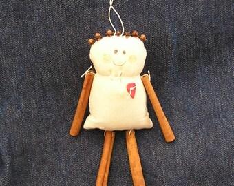 Nancy Nutmeg Ornament