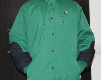 Vintage FILA Jacket Size L Rare Outdoor Made in Italy