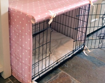 Small Dog Crate Cover - Dog Crate Cover - Pet Crate Cover - Dog Accessories -Dog Bed - Dog Crate - Dog Kennel Cover - Crate Cover - Dogs