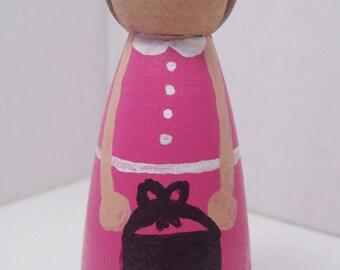 Peg Doll Stamp