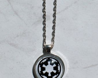STAR WARS EMPIRE - Pendant Necklace Jewellery Sith Stormtrooper