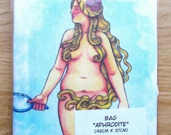 Aphrodite Cotton Tote Bag