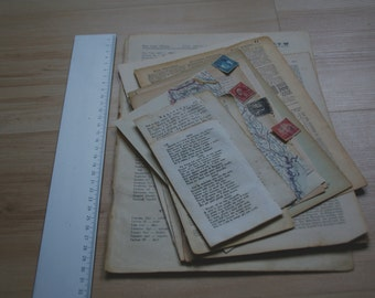 ULTIMATE Vintage Scrapbook Bundle