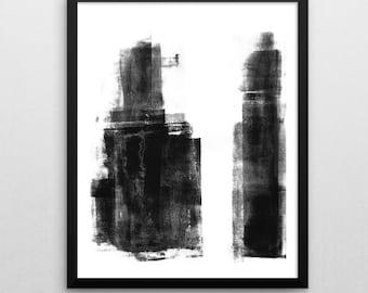 Scandinavian Art, Minimalist Poster, Modern Art, Wall Decor, Large Wall Art Prints, Fine Art Prints, Black & White Art, Giclee Prints