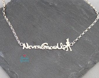 Cherry Blossom Necklace   Cherry flower Silver necklace   Flor de cerezo   Cherry blossom spring necklace