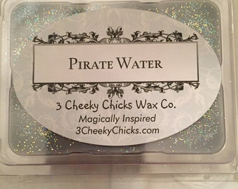 Pirate Water™ Wax Melt, Wax Tart, Home Fragrance, Disney Inspired