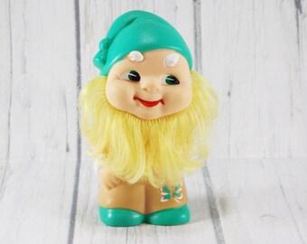 Cute gift irish gifts children toy fairy garden baby toy Leprechaun bath toys Garden gnome organic christmas toy nordic gnome forest gnome