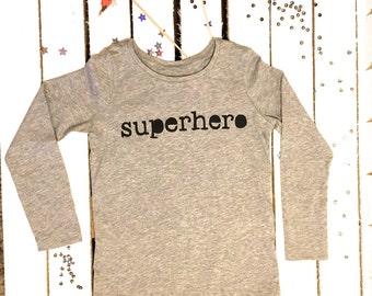 Superhero T- Shirt