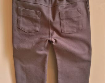 Toddler Boy Brown Twill Pants, Chinos, Slacks, Jeans, Trousers, Bottoms, Pants, Twill 2T 3T- Ready to Ship