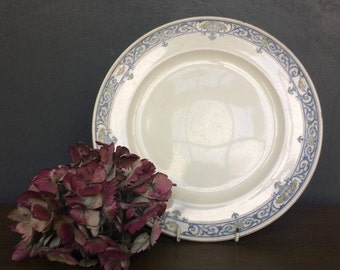 Royal Worcester Crown Ware China Plate