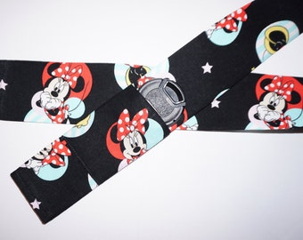 Minnie Mouse Camera Strap Cover for a photographer gift