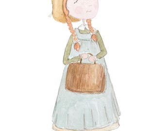 Anne of Green Gables print