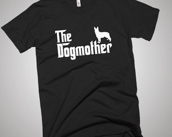 German Shepherd Dogmother T-shirt