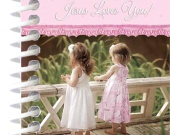 Jesus Loves You! Chunky Tablet