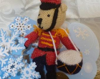 Bang Bang bear Nutcracker holiday