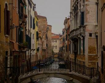 Venice Print, Italy Print, Travel Photography Print, Venice Italy, Canal Print, Venice Photography, Italy Photography, Travel Prints,