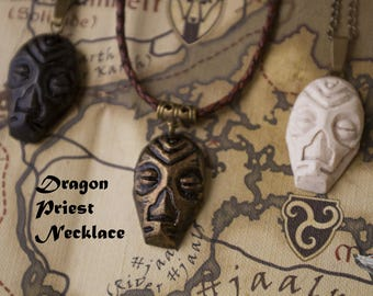 Dragon Priest Necklace