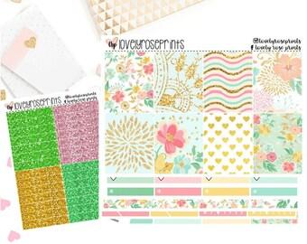 Summer Blossom EC Vertical Weekly Kit
