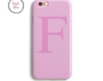 Monogram phone case | Custom case | Personalised case | iphone7 | iphone case | iPhone 6   | Cute iPhone Case | Samsung Galaxy | Phone case