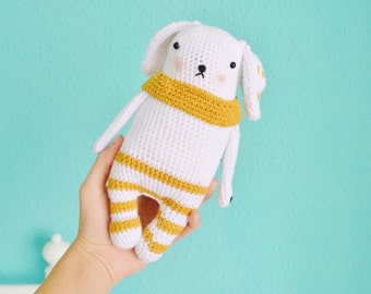 Plush Mr. Poopy, amigurumi, stuffed babies, stuffed kids