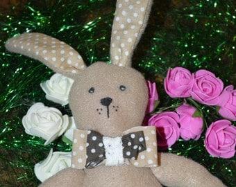 Rabbit - Soft toy - Handmade - Soft bunny - Gift - Hare - Bunny Rabbits
