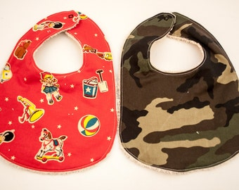 Sewn by Me - 'Baby Bib' Collection