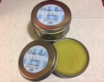 Baby Diaper Rash Salve
