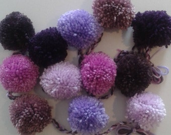 garlands of PomPoms