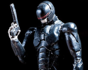 Robocop The 2014 Model From Famous Movie stainless steel