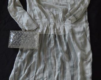 Prada Silk Shift Dress