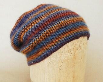 Knit Slouchy Beanie