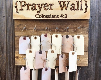 Small Sized Prayer Wall