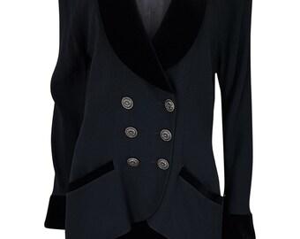 KARL LAGERFELD Vintage Skirt Suit (44)
