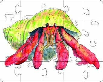 Hermit Crab Puzzle