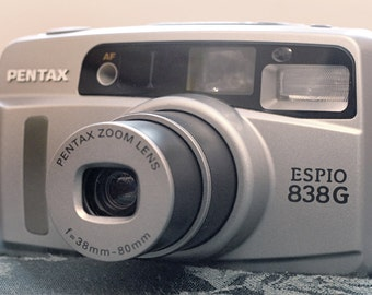 Pentax Espio 838G 35mm Point & Shoot