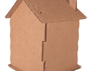 Cardboard House (pack of 10)