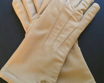 SALE!! Vintage Winter (Insulated) Driving Gloves; women's gloves; mens gloves; vintage driving gloves; vintage winter gloves;