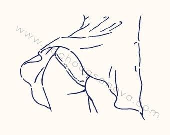 Print: Skirt (1)