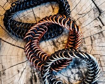 Chain-Mail Bracelet (European 6 in 1)