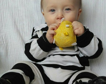 Soft ball baby toy