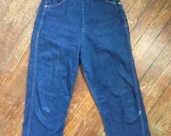 SALE 1950s Women's Bluebell Jeans