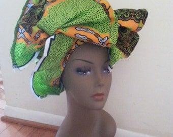 Ankara Headwrap