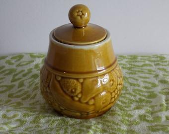 A Sugar / Preserve pot, made by Secla.