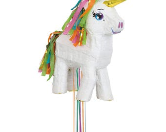 Pastel Unicorn Party Pinata/ Unicorn Party Pinata/ Unicorn Pinata/ Unicorn Party Decor
