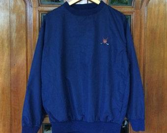 Vintage POLO GOLF ralph lauren pullover jumper sweatshirt