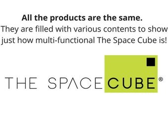 The Space Cube comes in 1 version as shown in all listings