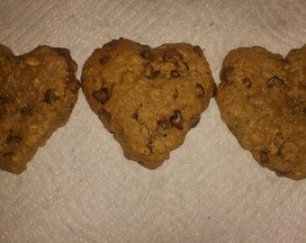 Chocolate Chip Oatmeal Lactation Cookies